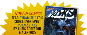 Read MASKS from Dynamite Comics